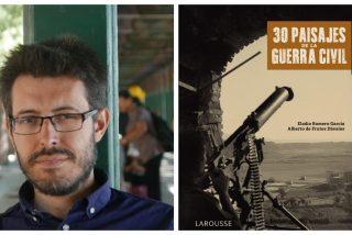 """Entrevista al historiador Alberto de Frutos: """"Los políticos deberían dejar de mangonear con la Guerra Civil"""""""
