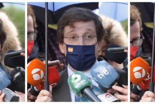 El elegante zasca del popular Martínez-Almeida al feo gesto del socialista Pedro Sánchez