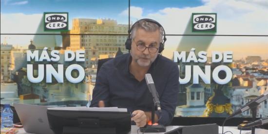 """Alsina recuerda que TVE está secuestrada: """"Iglesias llamaba personalmente a periodistas afines"""""""
