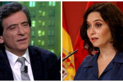 """Espada: """"Ayuso resistió una campaña de ignorancia y mala fe despiadadas liderada por Sánchez"""""""