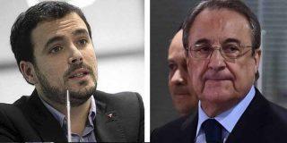 """Garzón retoma desde el Ministerio sus ataques contra Florentino Pérez: """"No he cambiado por ser ministro"""""""