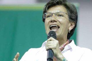"""Lluvia de denuncias por el discurso de la alcaldesa de Bogotá contra los venezolanos: """"Es xenofobia"""""""