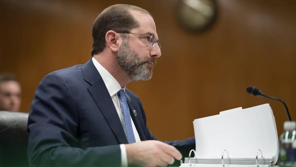 El secretario de Salud de EEUU pronostica que la vacuna contra el COVID se aplicará antes de Navidad