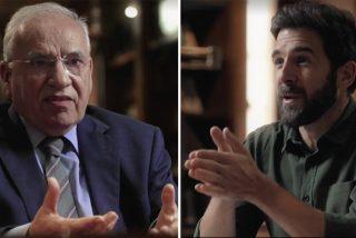 Alfonso Guerra abochorna a Gonzo en 'Salvados' por buscar carnaza contra el rey emérito