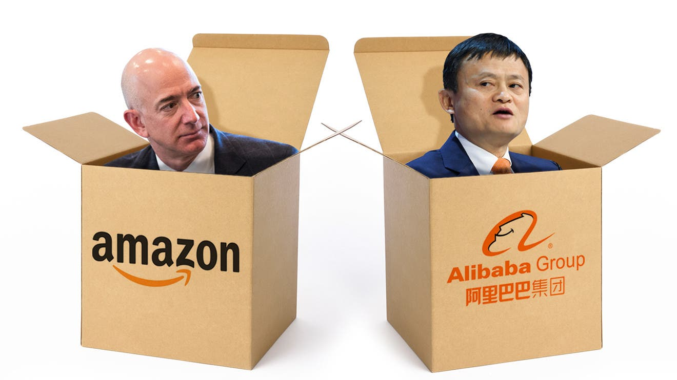 Amazon o Alibaba: ¿Quién crecerá más en Bolsa para 2025?