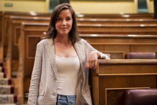 """Andrea Fernández, diputada del PSOE: """"Uno de cada tres españoles paga por violar a una mujer"""""""