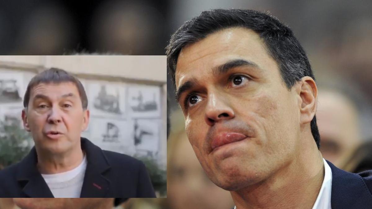 Los proetarras de Bildu se ríen del PSOE: tras el pacto con Sánchez, el chantaje de Otegi
