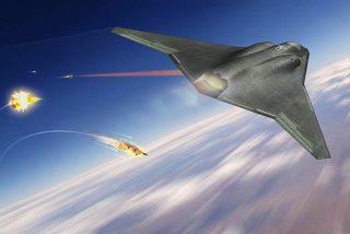 El Pentágono colocará 'rayos de la muerte' en los cazas de EEUU