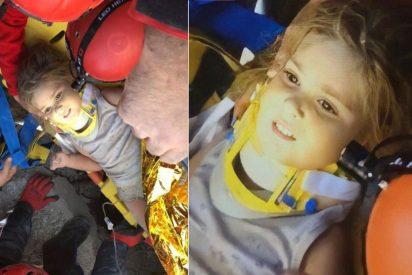 El 'milagro' de Turquía: rescatan a una niña de cuatro años 91 horas después del terremoto