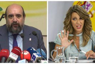El CSIF denuncia el caos del SEPE: "Se venden números de cita previa, ya parece Venezuela"