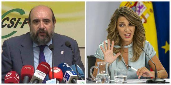 "El CSIF denuncia el caos del SEPE: ""Se venden números de cita previa, ya parece Venezuela"""