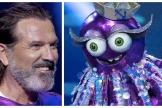 El momento más grotesco de 'Mask Singer': Pepe Navarro regresa a la televisión vestido de pulpo
