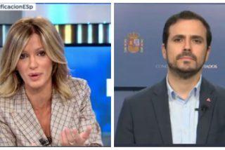 No puede ser más vergonzoso: Garzón eleva a los cielos a Bildu en Antena3 por su apoyo a los PGE
