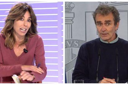"""Hasta Terradillos apalea a Fernando Simón: """"¡Es despiadado, se le ha comido el personaje!"""""""