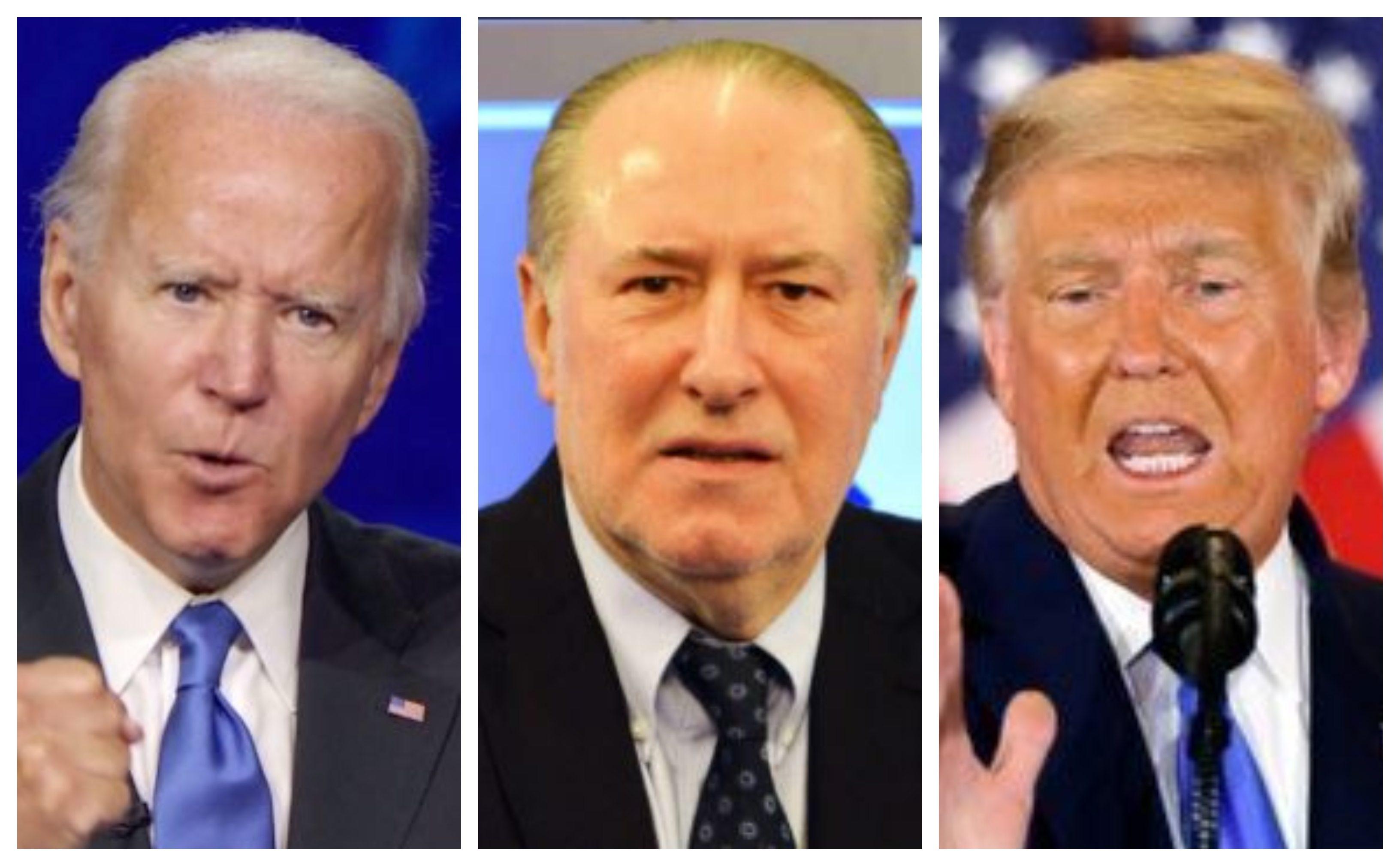Gay de Liébana advierte: la victoria de Trump o Biden nos afectará económicamente