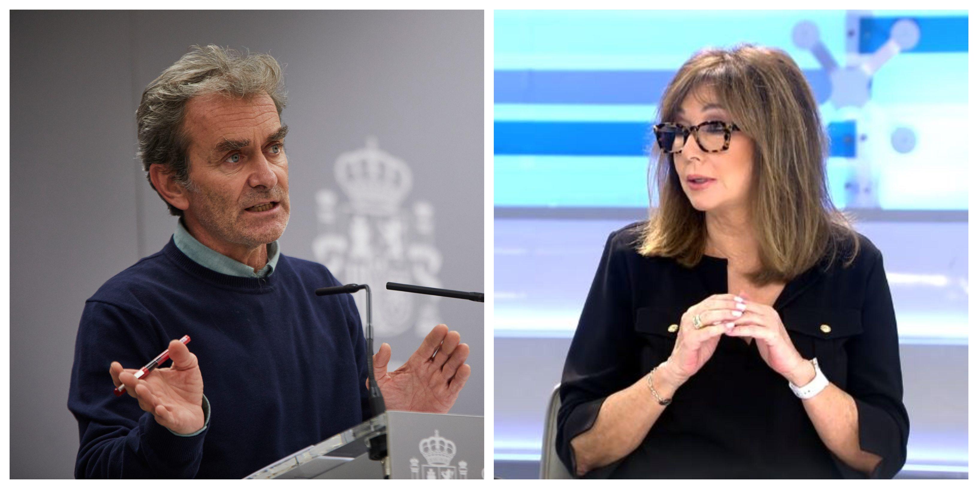 """Pescozón de Ana Rosa a Simón por su nuevo vaticinio: """"Me pongo en lo peor"""""""