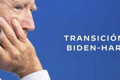 Joe Biden y Kamala Harris lanzan una página web para la transición presidencial por adelantado