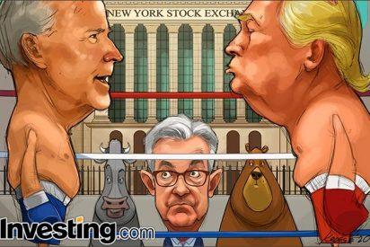 ¿Joe Biden o Donald Trump?: las bolsas quieren ya un ganador