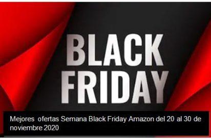 Semana Black Friday Amazon 2020