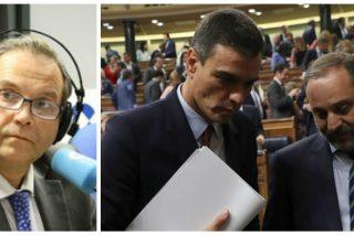 Carmona (PSOE) recula y ahora se suma al discurso ambiguo de Sánchez y Ábalos sobre EH Bildu