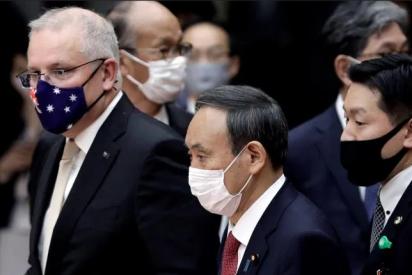 Alianza militar de Japón y Australia para detener la amenaza expansionista del régimen chino