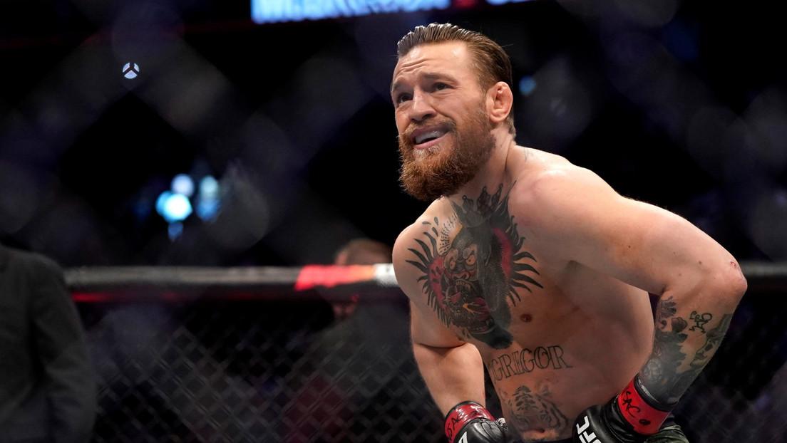 """Conor McGregor: """"Dormí a más luchadores que un cirujano"""""""