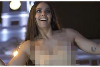 Todo sobre las Campanadas 2020: aunque se desnude, Cristina Pedroche no tiene nada que hacer