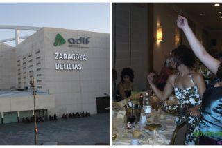 La Policía pilla en pleno 'traqueteo' una fiesta de intercambio de parejas en la estación del AVE de Zaragoza