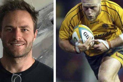 """Dan Palmer, exjugador profesional de rugby: """"Mi muerte era preferible a contar que era gay"""""""