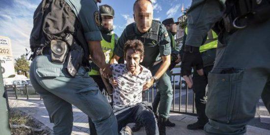 El asesino de un guardia civil en Granada, declarado culpable por un jurado popular