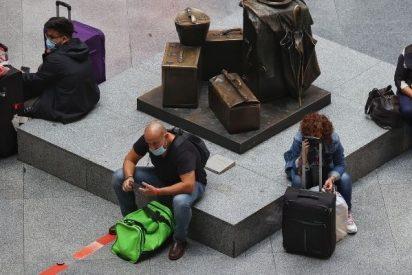 La llegada de turistas internacionales se desploma hasta niveles catastróficos en septiembre