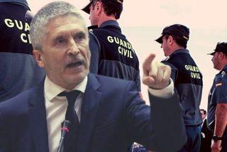 Así quiere Marlaska a la Guardia Civil: el vídeo en la mansión de Iglesias que revela el control del Gobierno