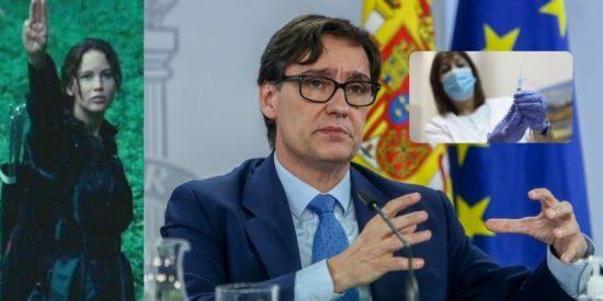'Empiezan los Juegos del Hambre': Illa dice que a partir de enero se podrá vacunar uno de cada 5 españoles