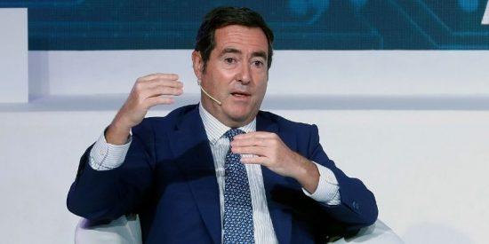 """Nuevo golpe de Garamendi (CEOE) al Gobierno: """"No es momento de reforma laboral"""""""