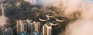 Presentan al súper dron de la era post COVID-19 que podrá llevar hasta cuatro pasajeros