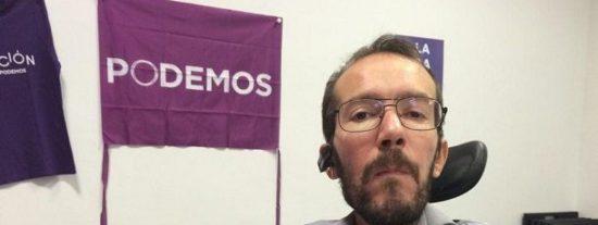 El juez estrecha el cerco sobre Echenique al ordenar el rastreo de los movimiento de su cuenta en Podemos