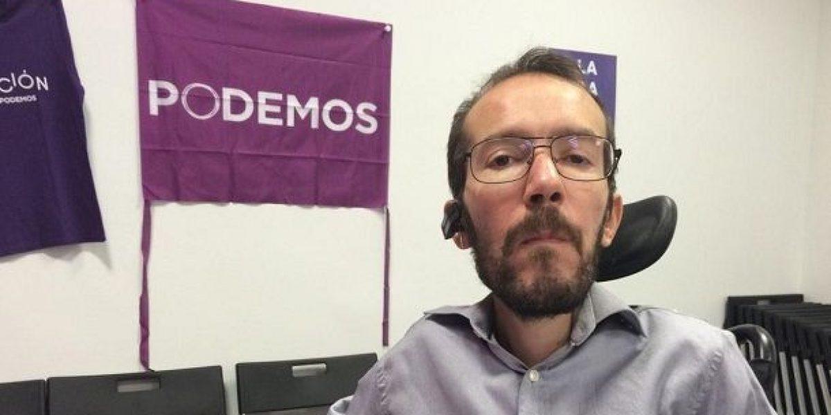 Las seis demandas perdidas que convierten a Echenique en un chollo para las acusaciones