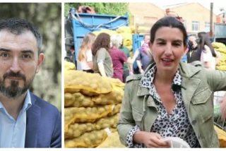 Revolcón a Escolar tras acusar a VOX de ir a politizar las colas del hambre para acorralar a Sánchez