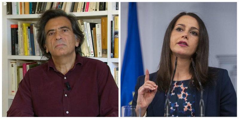 Arcadi Espada atemoriza a Inés Arrimadas con la fecha de caducidad de Ciudadanos