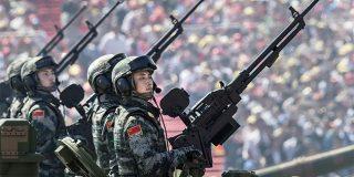 China construye grandes estructuras militares a lo largo de la disputada frontera con India y Bután