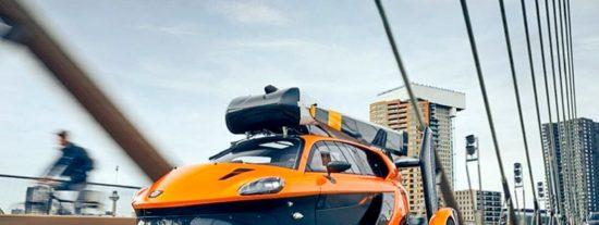 El PAL-V Liberty, un coche volador, es homologado para ser conducido en carreteras europeas