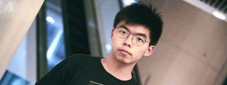 China tortura al activista Joshua Wong en una celda en soledad y con las luces encendidas las 24 horas