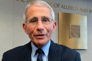 EEUU: Antony Fauci vaticina una explosión de casos de COVID-19 tras el día de Acción de Gracias
