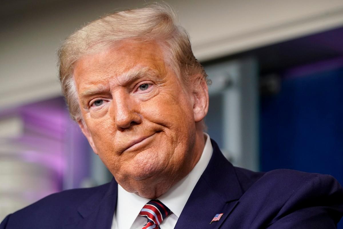 """Donald Trump asegura que si el colegio electoral vota por Joe Biden """"será un gran error"""" pero aceptará la decisión"""