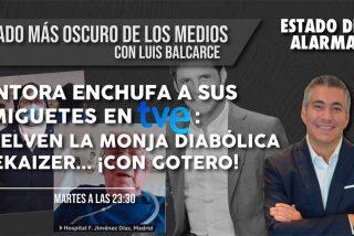 EL LADO OSCURO DE LOS MEDIOS / La banda de amiguetes de Cintora 'toma' TVE con nuestro dinero