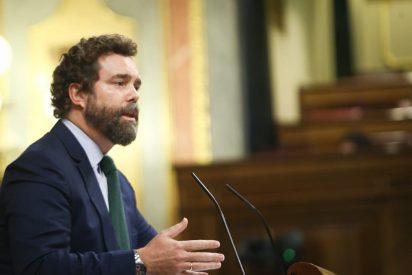 """Espinosa (VOX) en el Congreso: """"Multiplican por dos el gasto para los chiringuitos de género de Irene Montero"""""""