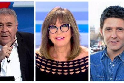El libelo de Dina Bousselham e Iglesias acusa a Ana Rosa y Ferreras de boicotear con malas artes a Cintora