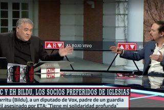 """Iglesias trata a Ferreras como si fuera Cintora: """"¡Yo no estoy aquí para responder preguntas!"""""""