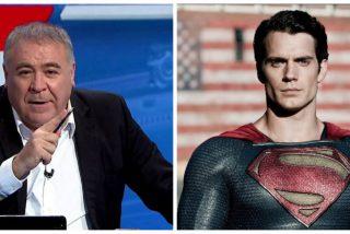 La pesadilla de Ferreras: 3 días dando la turra con Biden y cuando le hacen presidente laSexta emitía Supermán
