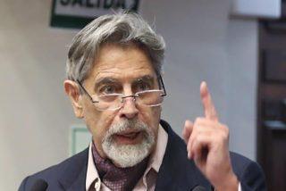Francisco Sagasti, ingeniero, 76 años, alias 'Don Quijote, es el nuevo presidente de Perú